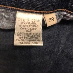 rag & bone Jeans - Rag and Bone Jeans